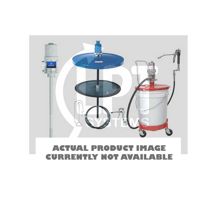 Alemite 340993 Hydraulic Grease Pump Package, 120 lb.